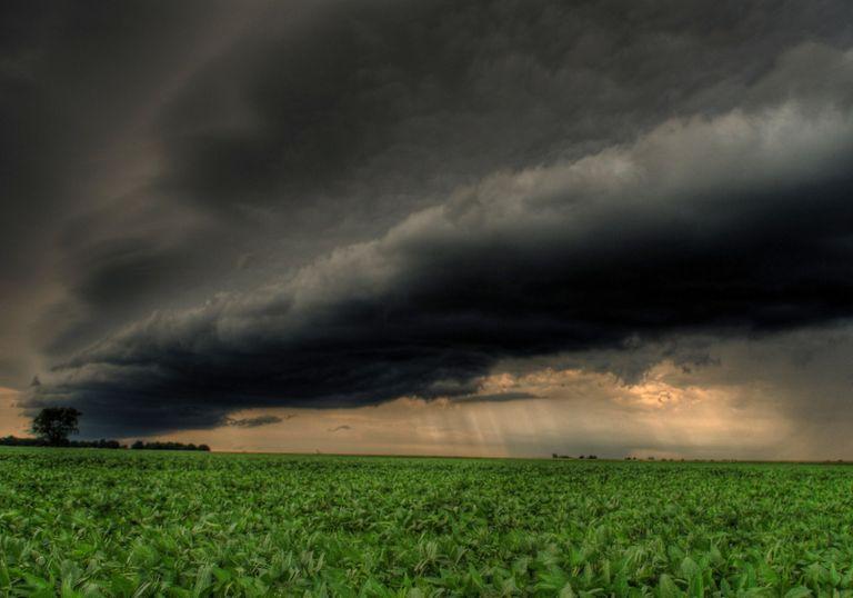 El Niño Lluvias tormentas Argentina alerta granizo