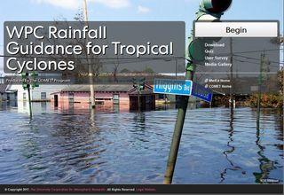 Pronóstico de las precipitaciones asociadas a ciclones tropicales