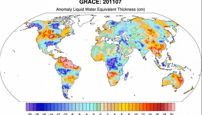 Pronostico De Sequías Con Antelación