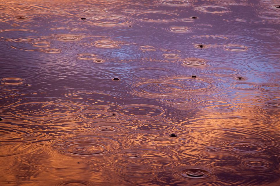 Lluvias Patagonia