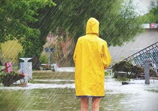 Pronóstico para el mes de octubre, época de lluvias torrenciales