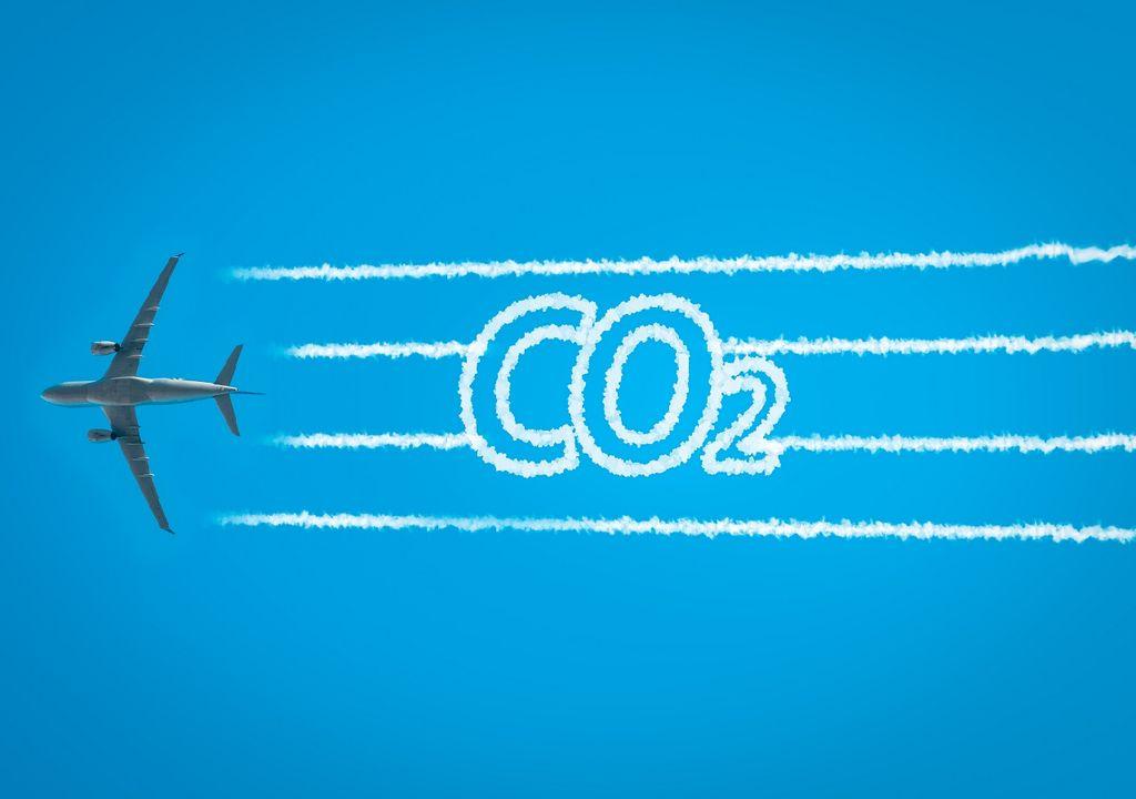 Aviación y carbono
