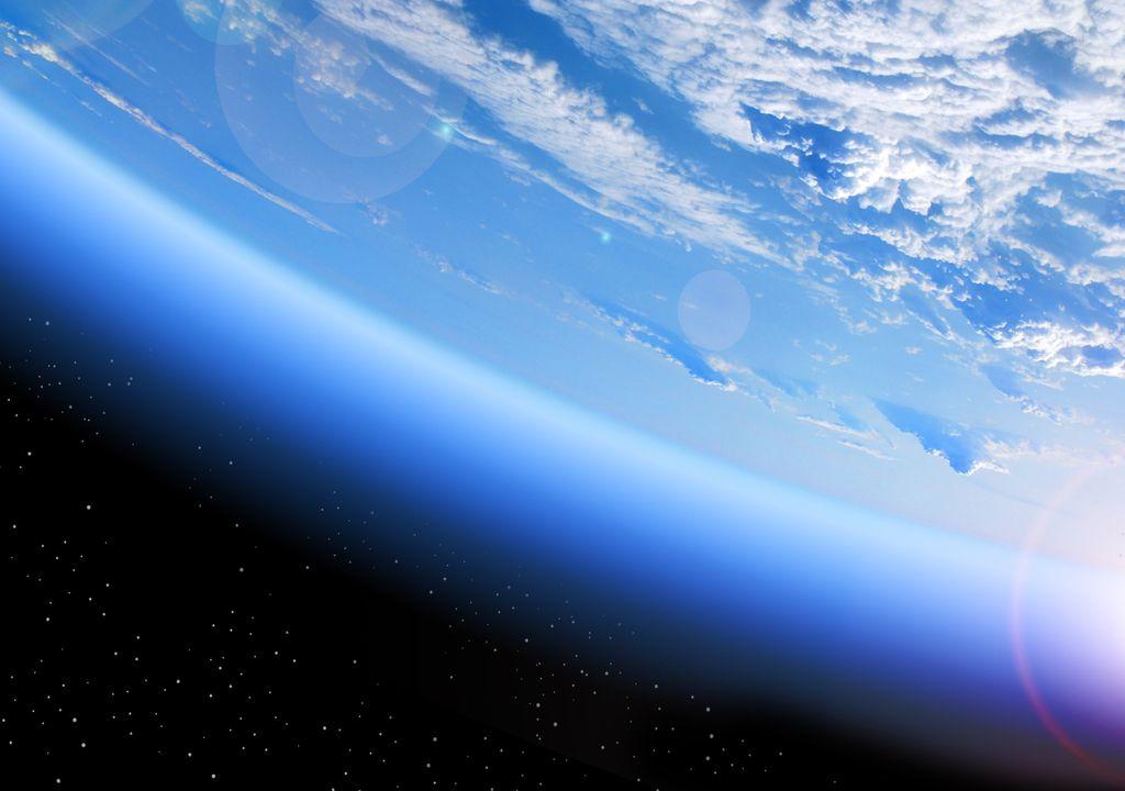 Camada de ozono; atmosfera.