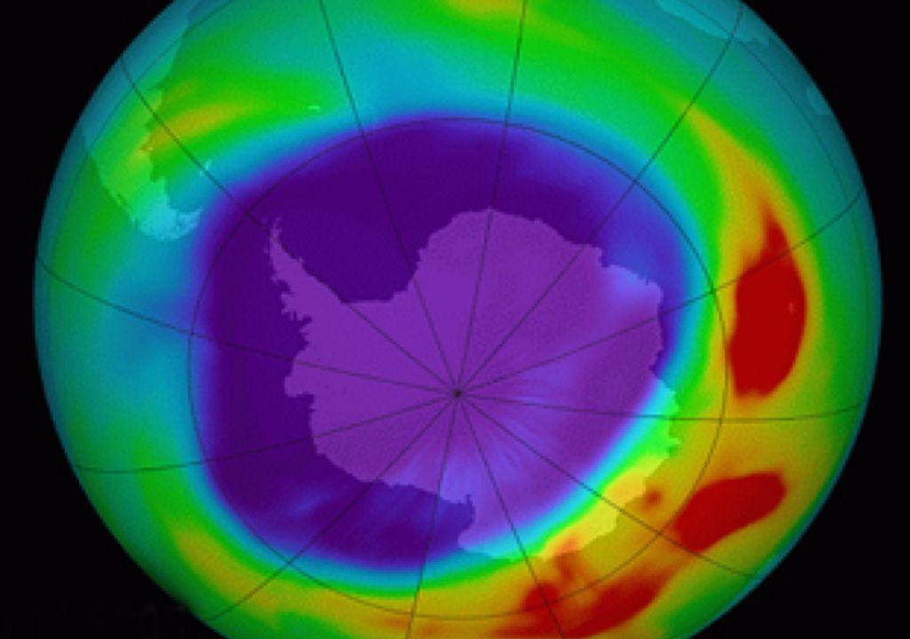 ozono, capa de ozono