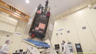 Próximo lanzamiento de SEOSAT- Ingenio
