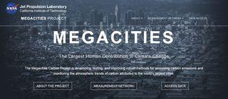"""Proyecto """"El Carbono en las Megaciudades"""""""