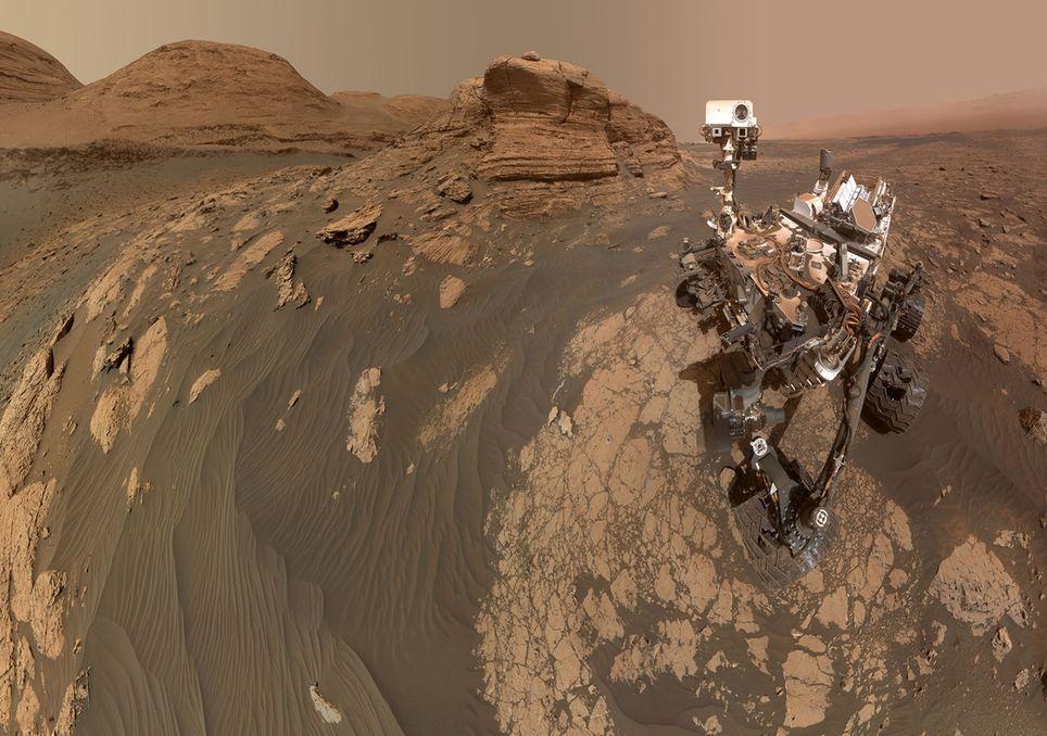 Sensation: Beweise für früheres Leben auf dem Mars gefunden!