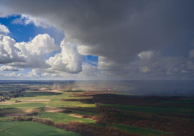 Chuvas devem ficar acima da média durante o outono no nordeste