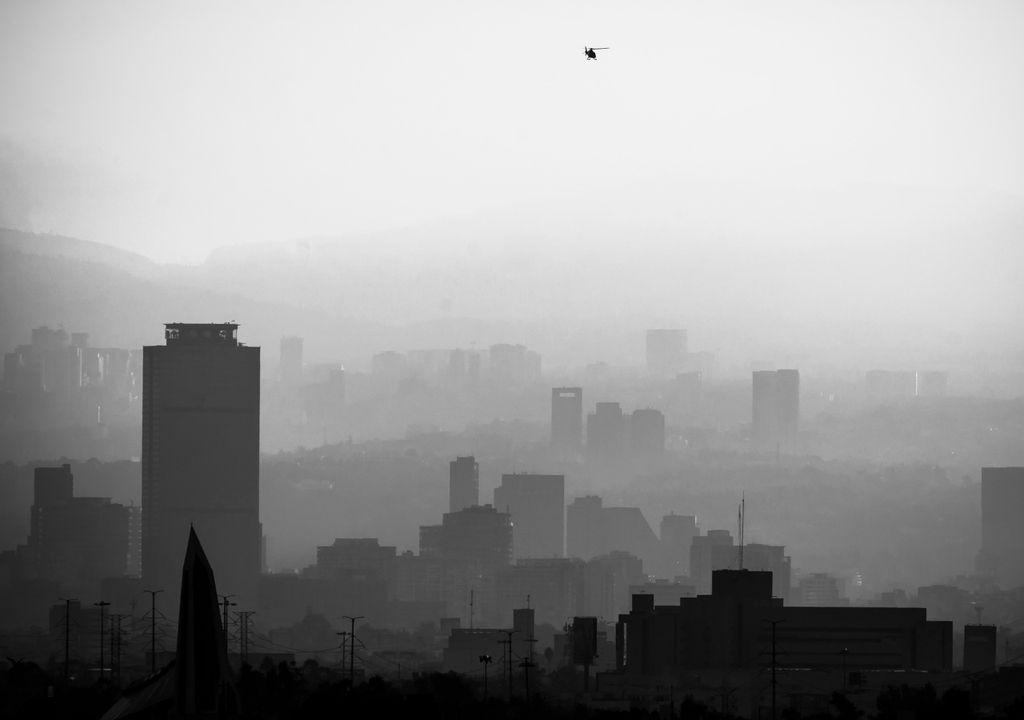 Poluição atmosférica e a pandemia