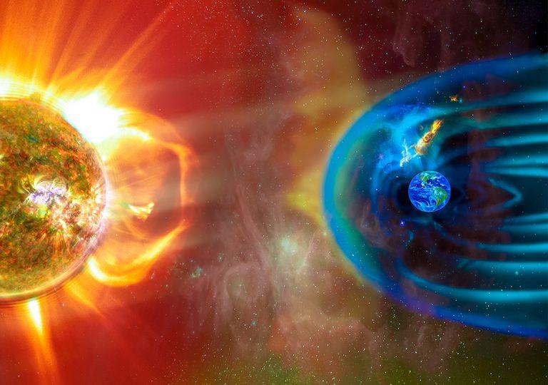 Meteorología espacial