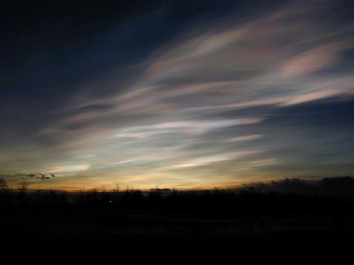 ¿Qué está pasando en la estratosfera?