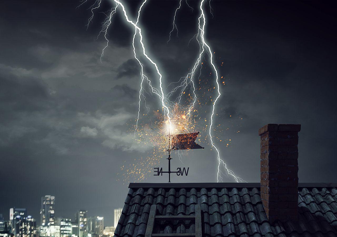 ¿Qué debemos hacer en caso de tormenta? Están a la orden del día