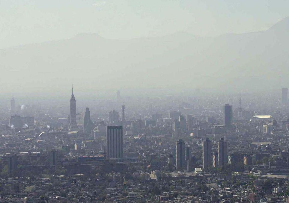 En los últimos años la Ciudad de México ha tenido varios días con Contingencias Ambientales. Fotografía: El Horizonte