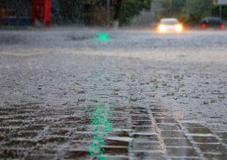 Queda das temperaturas no Centro-Sul e muita chuva para o N e NE