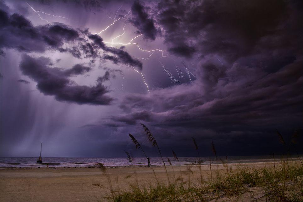 Un risque d'averses orageuses concernera les régions du sud.