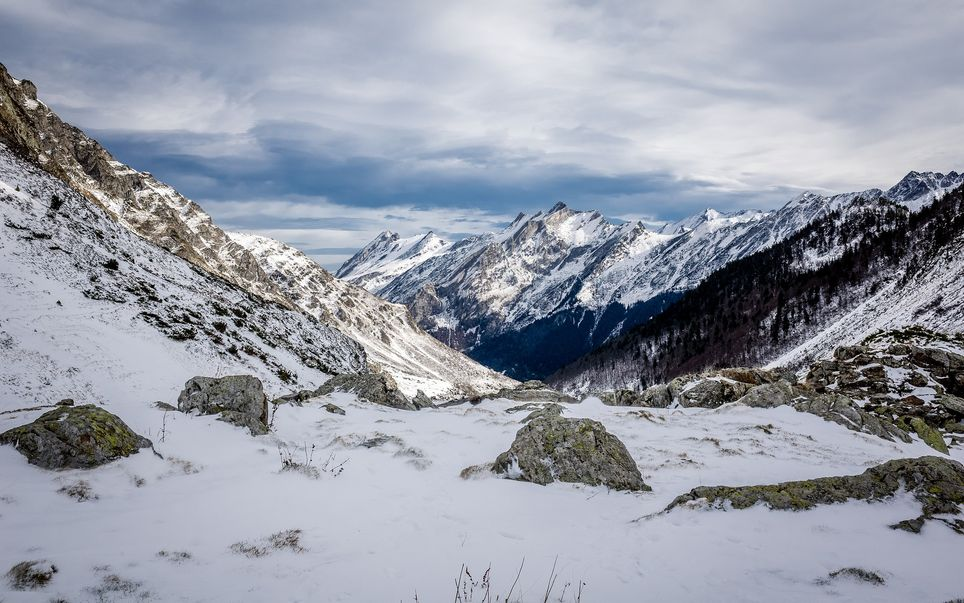 Encore de la neige attendue dans les Pyrénées ce week-end