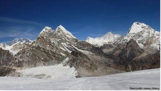 Ralentización del descenso de los glaciares asiáticos