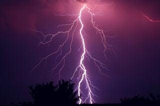 Rayos de mesoescala o megadescargas eléctricas