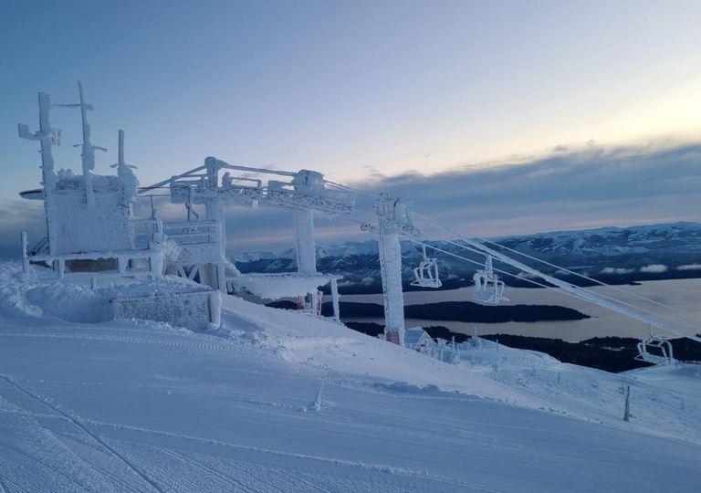 Cerro Catedral Bariloche Esquí Invierno temporada protocolos coronavirus nieve