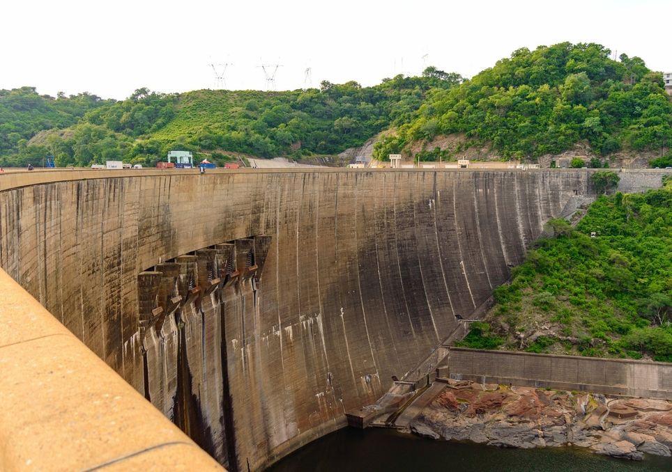 Aquecimento global: estas barragens ameaçam entrar em colapso
