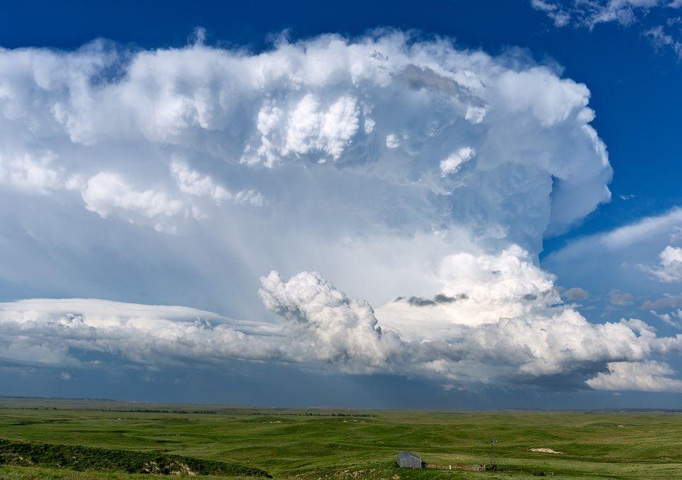 Record di bassa temperatura in una nube: -111 ºC sul Pacifico