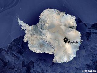 Tal día como hoy, récord de frío en la Tierra: Vostok ¡-89.2 ºC!