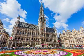Gros coup de chaud en Belgique et aux Pays-Bas !