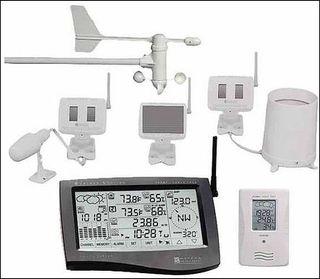 Reducción de la presión de una estación meteorológica automática a nivel del mar