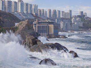 Comienza la temporada de marejadas anormales en las costas chilenas