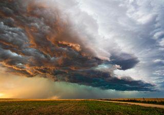 Repunte tormentoso este fin de semana con granizo y viento racheado