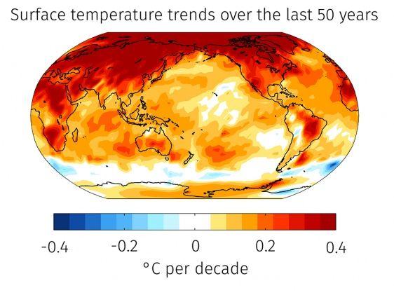 Resuelto El Misterio Del Calor Perdido En La Antártida