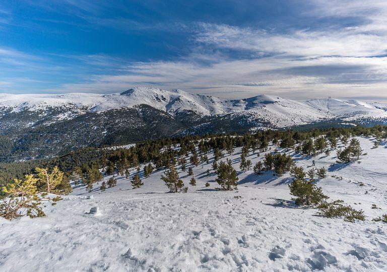 Nieve España
