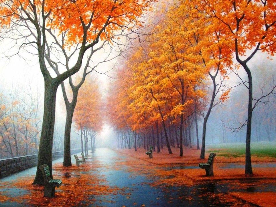 Octubre, adentrándonos en el otoño con lluvias