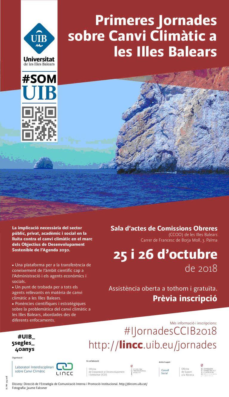 Resumen Y Conclusiones De Las I Jornades Sobre Canvi Climàtic A Les Balears