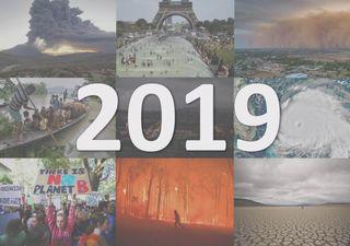Retrospectiva 2019: eventos meteorológicos que marcaram o ano