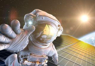 Vão construir uma grande usina de energia solar no espaço!
