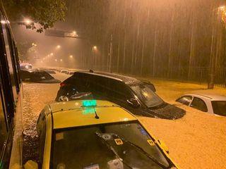 Río de Janeiro en 'estado de crisis': tres muertos por las lluvias