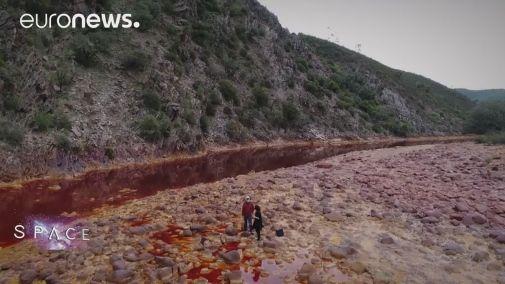 Río Tinto, Huelva: Marte En La Tierra