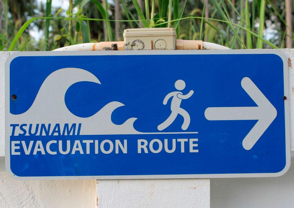 Tsunami Italia