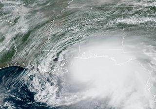 'Sally' ya es huracán y amenaza a los Estados Unidos