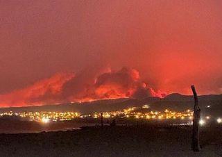 Achtung Uraluber: Schwere Waldbrände auf Sardinien!