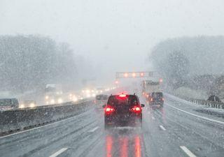 Schnee am Sonntag: Der Winter ist wieder da!