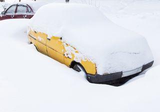 Schneechaos: Über 50 cm Neuschnee! Sonntag Schneebombe im Westen!