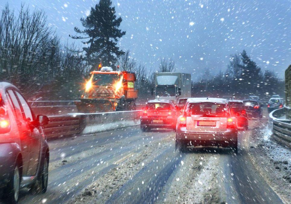 Schneewalze erreicht Deutschland!