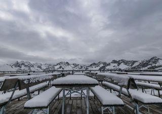 Schneewarnung: Ab heute Abend Wintereinbruch in den Hochlagen!