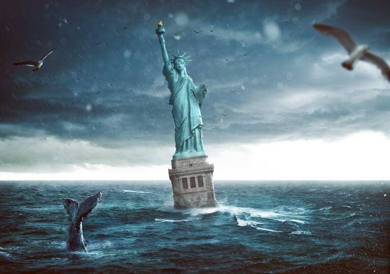 Encuesta aumento del nivel del mar