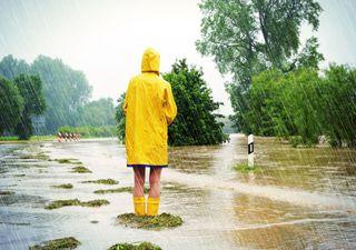 Furchtbare Wetterprognose: Neue Unwetterlage deutet sich an!
