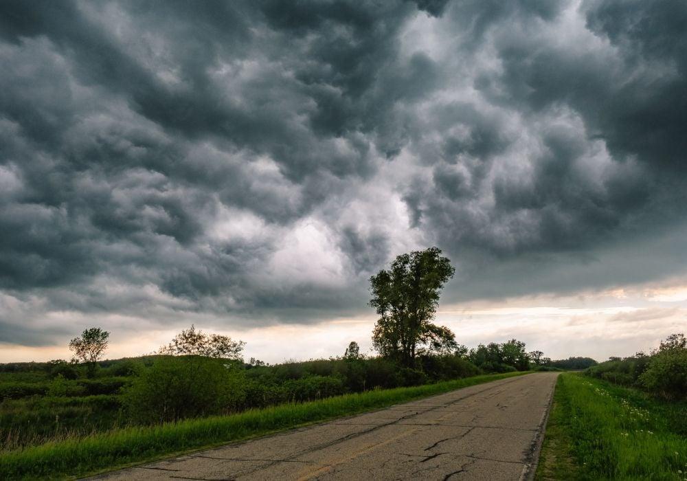 Sturm Vorhersage