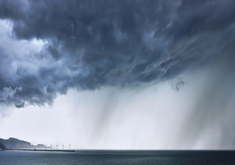 Lluvias podrían estarse incrementando por fin en México