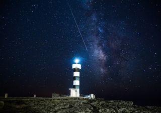 Lluvia de estrellas Delta Acuáridas y Perseidas: dónde y cuándo verlas